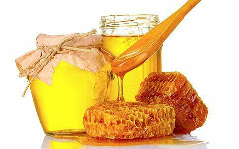 honey with dysbiosis