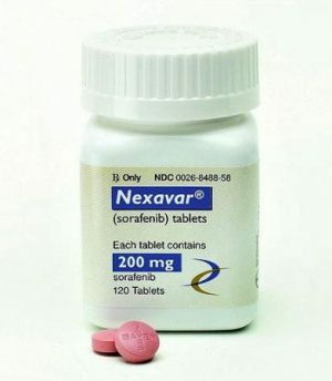 Side effects from Nexavar