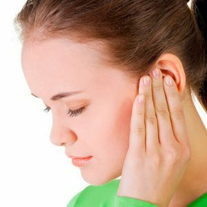what the pain in the ear says