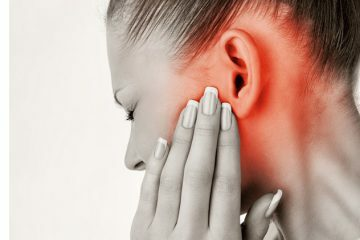 First aid for ear pain