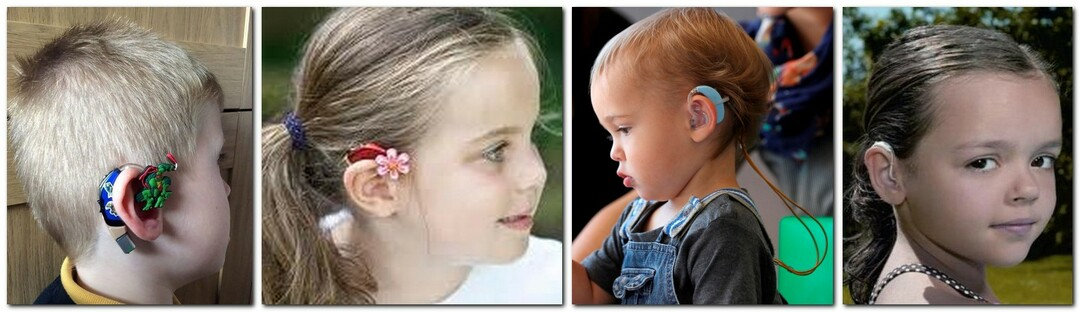 treatment of hearing disorders in children