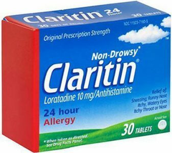 Claritin release form