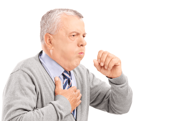 Symptoms of bronchial asthma