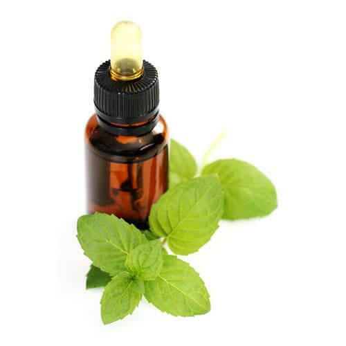 Essential oil from stuttering